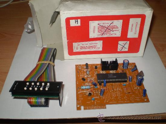 KIT DE SINTONIA PARA TV (Radios, Gramófonos, Grabadoras y Otros - Repuestos y Lámparas a Válvulas)