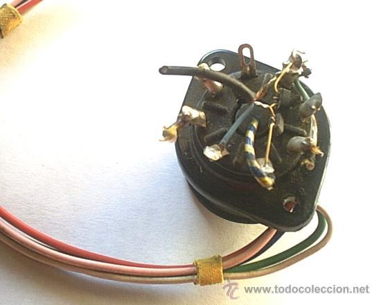 Radios antiguas: ANTIGUO ZOCALO DE CONEXIONES - Foto 2 - 25140526