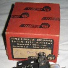 Radios antiguas: LÁMPARA O VÁLVULA PARA RADIO . Lote 24401301