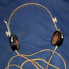 Radios antiguas: AURICULARES PARA RADIO DE GALENA - SPECIAL T.S.F. - MADE IN FRANCE . Lote 27236073
