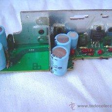 Radios antiguas: CIRCUITO IMPRESO CON COMPONENTES. Lote 27462648