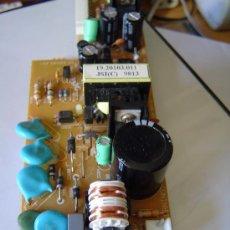 Radios antiguas: CIRCUITO IMPRESO CON COMPONENTES. Lote 24467346