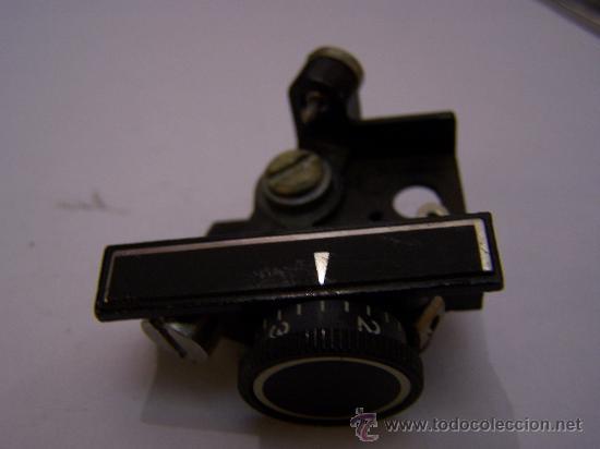 Radios antiguas: Parte del brazo de tocadiscos Garrard Synchro lab 65B compatible con otros modelos - Foto 2 - 22956809