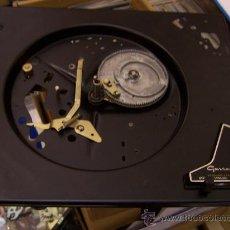 Radios antiguas: BASE DE TOCADISCOS GARRARD SYNCHRO LAB 65B COMPATIBLE CON OTROS MODELOS . Lote 22956843