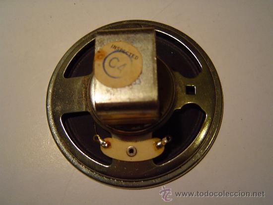 ALTAVOZ (Radios, Gramófonos, Grabadoras y Otros - Repuestos y Lámparas a Válvulas)