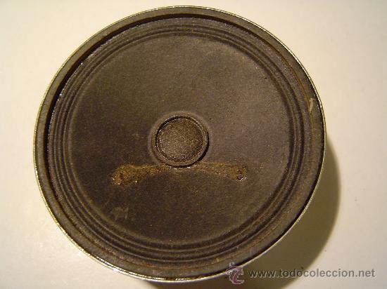 Radios antiguas: Altavoz - Foto 2 - 23831410
