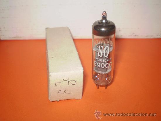 VALVULA E90CC. (Radios, Gramófonos, Grabadoras y Otros - Repuestos y Lámparas a Válvulas)