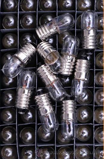 BOMBILLA LAMPARAS PILOTOS PARA DIAL DE RADIO ANTIGUA A VALVULAS, LAMPARITAS...SANNA (Radios, Gramófonos, Grabadoras y Otros - Repuestos y Lámparas a Válvulas)