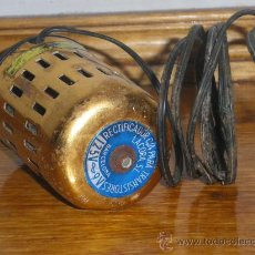 Radios antiguas: RECTIFICADOR PARA TRANSISTORES, LACORA BARCELONA.. Lote 25820915