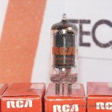 Radios antiguas: EF94 - RCA - VALVULA ( ELECTRONIC TUBE ) UNIDAD. Lote 39738813