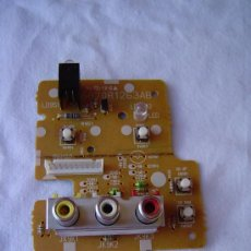Radios antiguas: CIRCUITO IMPRESO CON COMPONENTES. Lote 28582438