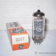 Radios antiguas: VALVULA 6GU7 NUEVA.. Lote 38966284