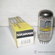 Radios antiguas: VALVULA 6MJ8 NUEVA.. Lote 29178692