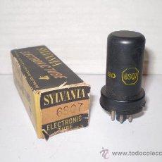 Radios antiguas: VALVULA 6SQ7 NUEVA.. Lote 29178945