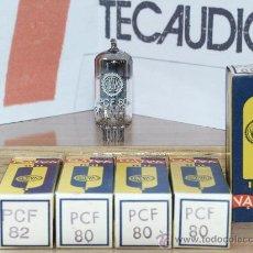 Radios antiguas: PCF80 VALVULA ( ELECTRONIC TUBE ) UNIDAD. Lote 29462312
