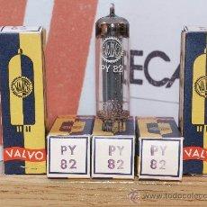 Radios antiguas: PY82 VALVULAS ( ELECTRONIC TUBES ) LOTE 5 VALVULAS. Lote 43059118