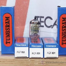 Radios antiguas - PCF801 TUNGSRAM VALVULA ( ELECTRONIC TUBE ) UNIDAD - 29491328