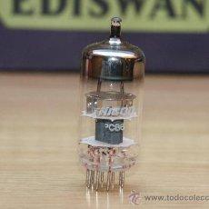 Radios antiguas: PC86 TRIGON VALVULA ( ELECTRONIC TUBE ) LOTE DE 2 VALVULAS . Lote 29503408