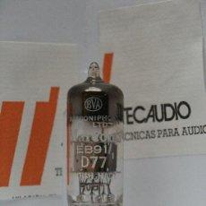 Radios antiguas: EB91 MARCONI VALVULAS ( ELECTRONIC TUBES ) UNIDAD. Lote 29532073