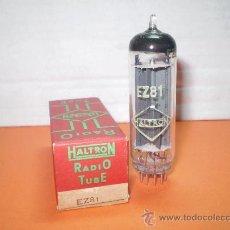 Radio antiche: VALVULA EZ81-NOS TUBE.. Lote 167875446
