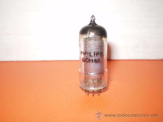 VALVULA ECH42 USADA-PROBADA. (Radios, Gramófonos, Grabadoras y Otros - Repuestos y Lámparas a Válvulas)