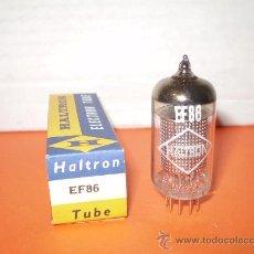 Radios antiguas: VALVULA EF86-NOS TUBE.. Lote 35950267
