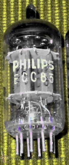 VALVULA ECC83 ( 12AX7 ) (Radios, Gramófonos, Grabadoras y Otros - Repuestos y Lámparas a Válvulas)