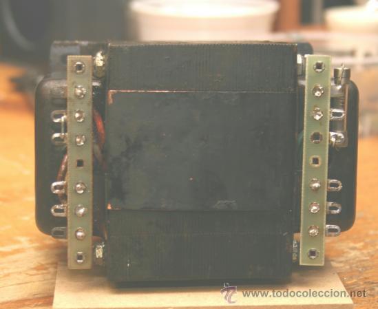 Radios antiguas: MARANTZ model 250 M POWER TRANSFORMER transformador de alimentacion original 110-220V - Foto 2 - 67894426