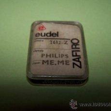 Radios antiguas: AGUJA EUDEL ZAFIRO.. Lote 37720963