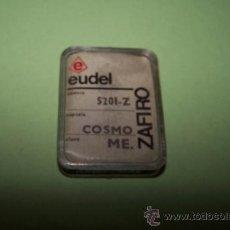 Radios antiguas: AGUJA EUDEL ZAFIRO.. Lote 37721045
