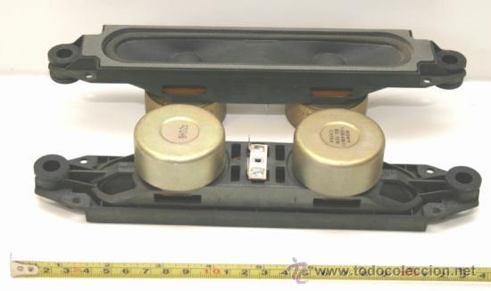 SONY 1-529-408-11 8 OH 15 W ALTAVOCES ELIPTICOS DOBLES MUY RAROS (Radios, Gramófonos, Grabadoras y Otros - Repuestos y Lámparas a Válvulas)