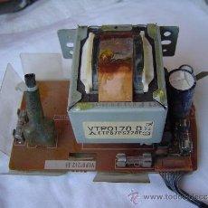 Radios antiguas: FUENTE DE ALIMENTACION. Lote 38650086