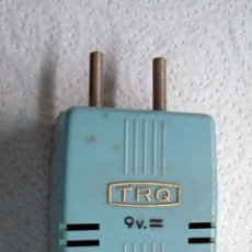 Radios antiguas: ELECTRONICA, TRANSFORMADOR, ALIMENTADOR TRQ DE 125/220 A 9V. - NO SE SI FUNCIONA BIEN. Lote 45789650