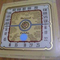 Radios antiguas: CRISTAL DE DIAL PARA RADIO, 21 X 21 CM. Lote 108372367