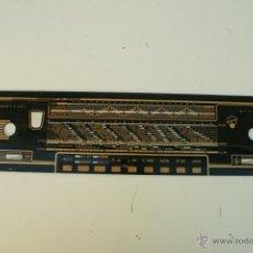 Radios antiguas: CRISTAL DE DIAL. 48,1 X 11,5 CM. BLAUPUNKT - STATIÓN REF. 15. Lote 39905664
