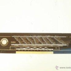 Radios antiguas: CRISTAL DE DIAL. 40,7 X 9 CM. - SABA- REF. 44. Lote 39941964