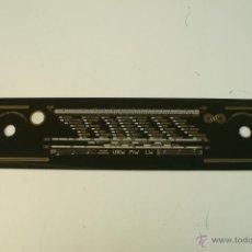 Radios antiguas: CRISTAL DE DIAL.49 X 11,2 CM. - TEFI - REF. 54. Lote 39946838