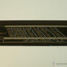 Radios antiguas: CRISTAL DE DIAL.38,9 X 11 CM. -- REF. 56. Lote 39947119