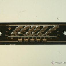 Radios antiguas: CRISTAL DE DIAL.37,6 X 9,5 CM. -- REF. 59. Lote 39948313