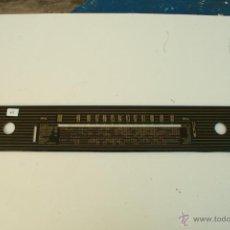 Radios antiguas: CRISTAL DE DIAL.48 X 7,6 CM. -TEFI-TETIFON- REF. 65. Lote 39948811