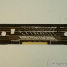 Radios antiguas: CRISTAL DE DIAL.39,3 X 9 CM. -- REF. 66. Lote 39948836