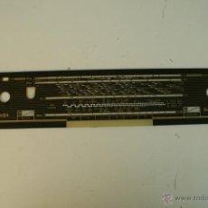 Radios antiguas: CRISTAL DE DIAL.54 X 10,8 CM. -SABA-6-3D- REF. 67. Lote 39948896