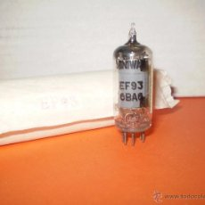 Radios antiguas: VALVULA EF93-6BA6-NOS.. Lote 67205573