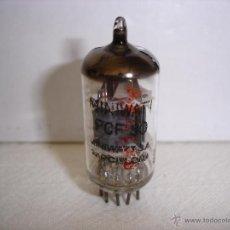 Radios antiguas: VALVULA PCF80 MINIWATT. Lote 43771791
