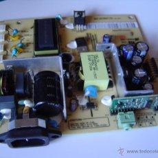 Radios antiguas: CIRCUITO IMPRESO CON COMPONENTES. Lote 44393012