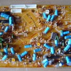 Radios antiguas: CIRCUITO IMPRESO CON COMPONENTES. Lote 44775371