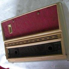 Radios antiguas: CAJA MADERA PARA RADIO ANTIGUA. Lote 45808199