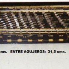 Radios antiguas: DIAL PARA RADIO A VÁLVULAS GRAETZ 171W. Lote 46236010