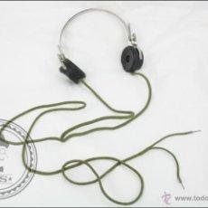 Radios antiguas: ANTIGUOS AURICULARES PARA RADIO DE LA CASA PIVAL - PIVAL 2000 OHMS - BUEN ESTADO GENERAL. Lote 46689134