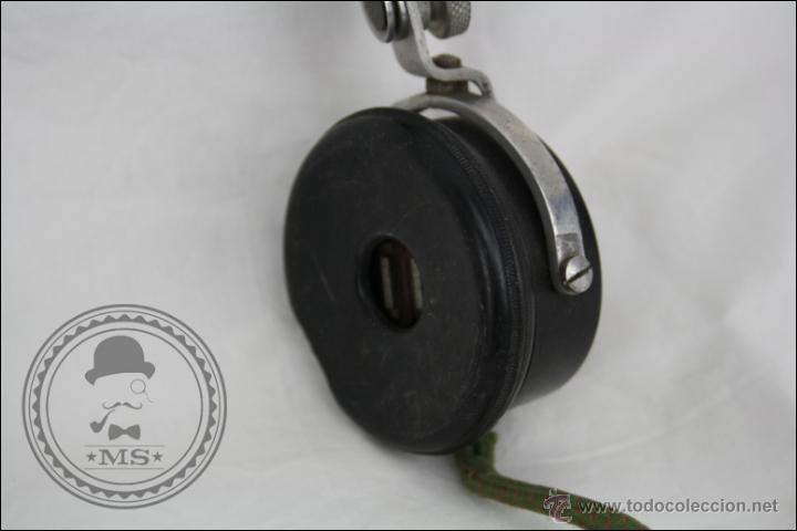 Radios antiguas: Antiguos Auriculares para Radio de la Casa Pival - Pival 2000 Ohms - Buen Estado General - Foto 3 - 46689134